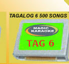 450 Songs in English & Tagalog