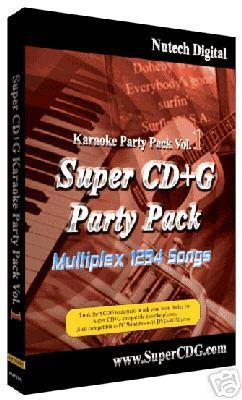 Super CD+G Multiplex 1234 Songs