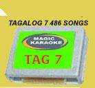 Magic Mic Tagalog 486 Songs