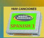 1,604 Spanish Songs