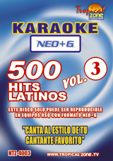 NEO+G  500 Songs Spanish