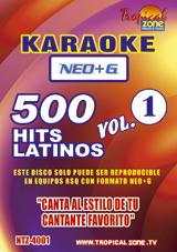 NEO+G 500 Songs Spanish