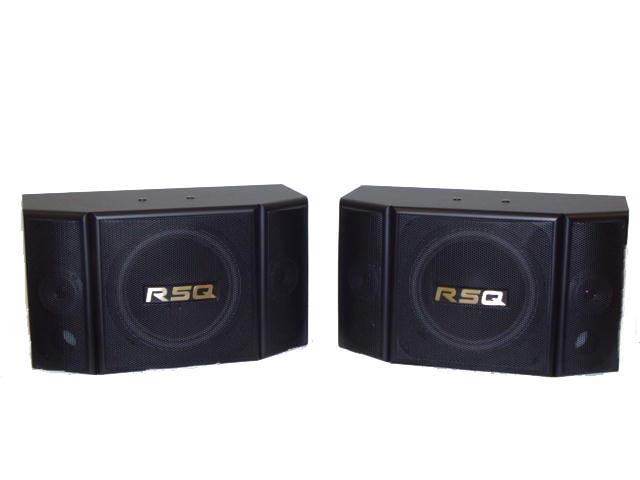 10 Inch 500 watts 3 Way 3 Speaker System Bass Reflex
