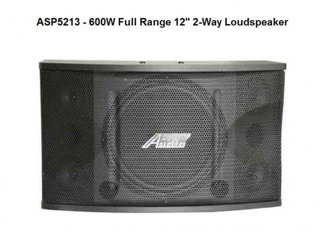 600W Full Range 12