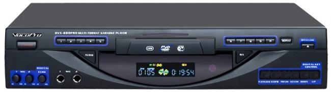 CDG/ DivX/ DVD/ VCD/ MP3